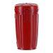 Posacenere personalizzato cestino rosso
