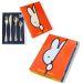 Posate personalizzate Miffy per bambine