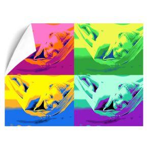 Poster Pop Art orizzontale 4 foto