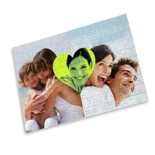 Puzzle collage foto