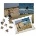 Puzzle grande formato collage foto