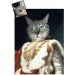 Ritratto del mio gatto personalizzato