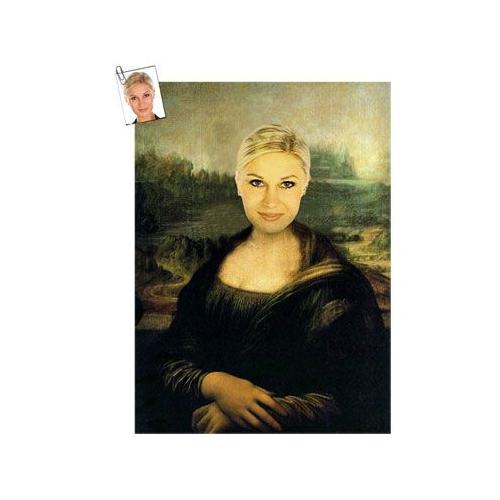 Donna ritratto personalizzato