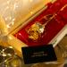 Rosa d'oro vero
