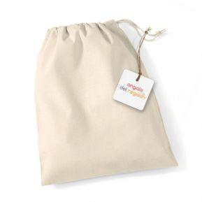 Sacchetto regalo in cotone