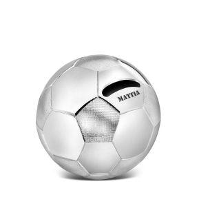 Salvadanaio pallone personalizzato