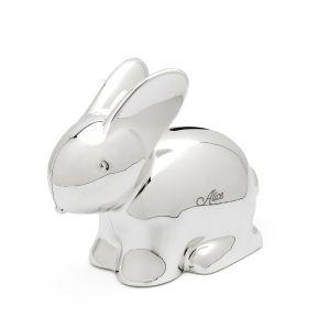 Salvadanaio coniglietto personalizzato