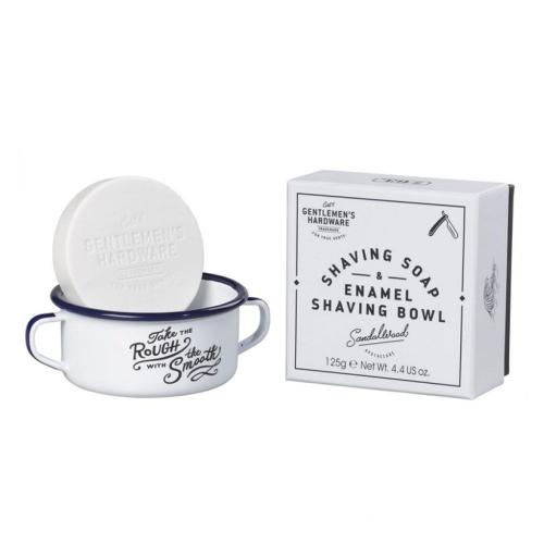 Sapone Kit barba Gentlemen's Hardware personalizzato