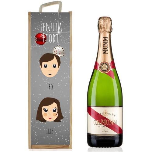 cassetta vino waf addobbi natalizi