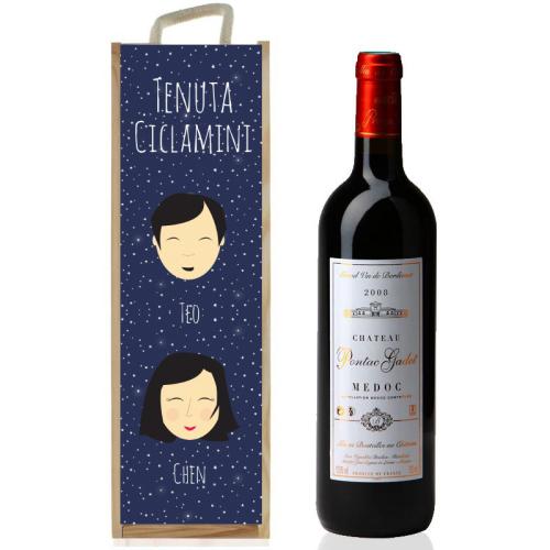 cassetta vino waf notte