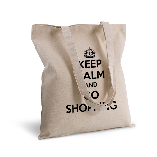 Shopper personalizzato keep calm and
