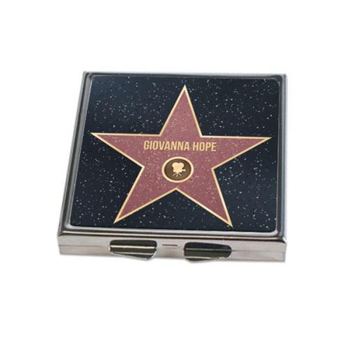 Specchietto stella Walk of Fame