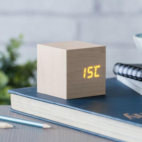Svegli in legno temperatura