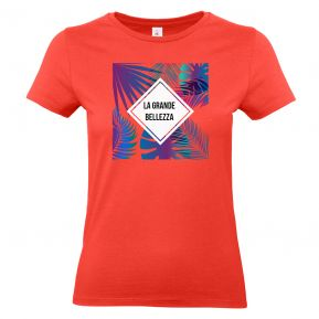 T-shirt donna personalizzata Summertime