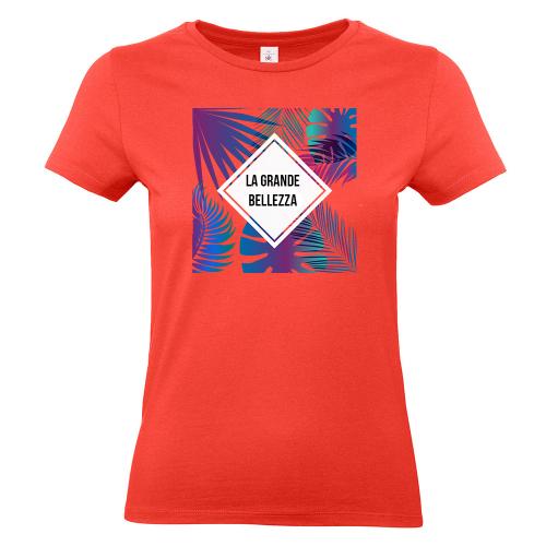 T-shirt donna Summertime