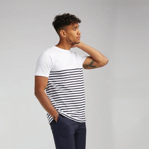 T-shirt marinière personalizzata