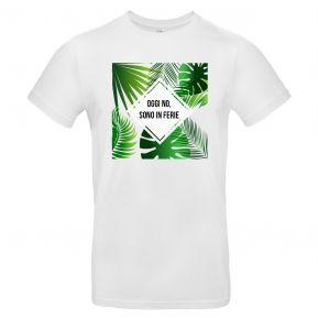 T-shirt uomo personalizzata Summertime