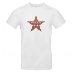 T-shirt uomo stella Walk of fame