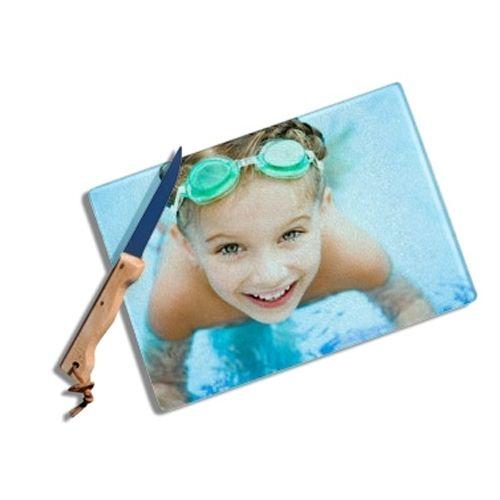 Tagliere foto personalizzata