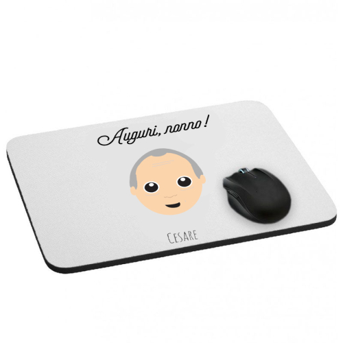 Tappetino mouse We Are Family personalizzabile