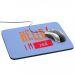Tappetino mouse Hello personalizzabile