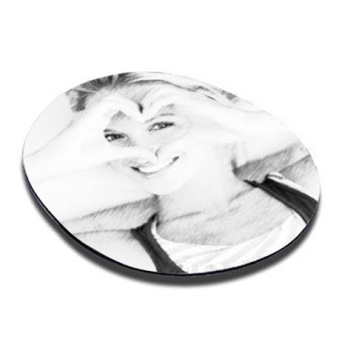 Tappetino mouse personalizzato con effetto artistico