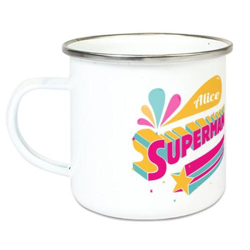 Tazza Supermamma personalizzata