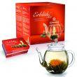 Fiori di tè magici con o senza teiera