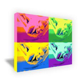 Tela Pop Art orizzontale 4 foto