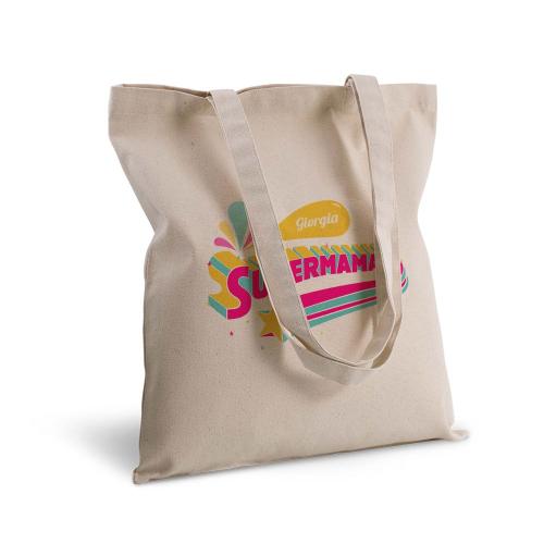Tote bag personalizzata Super mamma
