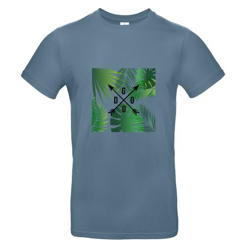 T-shirt uomo personalizzabile Caledonia