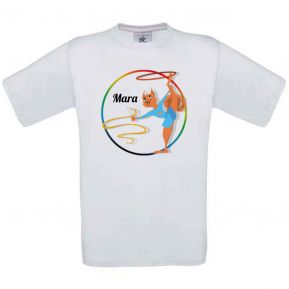 T-shirt bambino personalizzata Il Mio Sport