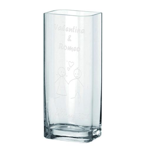 Vaso personalizzato San Valentino