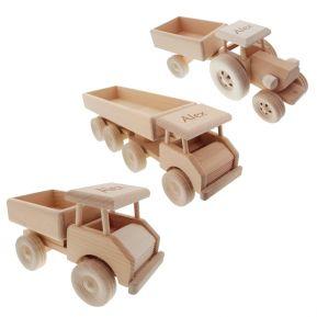 Camion o trattore giocattolo personalizzato