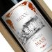 Bottiglia di vino personalizzata medoc