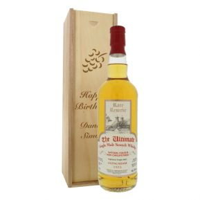 Whisky millesimato annate dal 1953