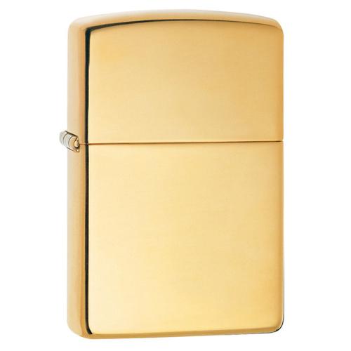 Zippo® brass