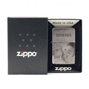 Zippo ® personalizzabile con foto