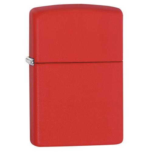 Zippo® red inciso