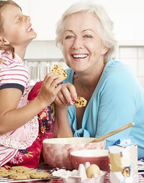 Regali per le nonne - 2 ottobre, festa dei nonni