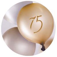 Regalo di compleanno per una donna di 75 anni