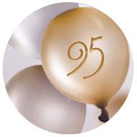 Regalo di compleanno per un uomo di 95 anni