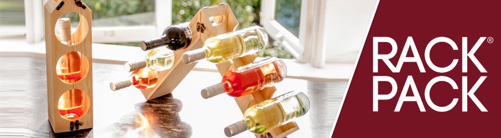 RackPack® - Casse da vino convertibili