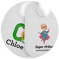 Abbigliamento e accessori neonato personalizzati