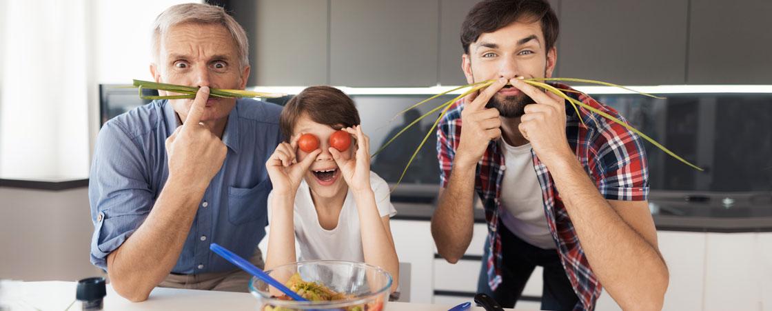 Regali gastronomia per un papà a cui piace cucinare