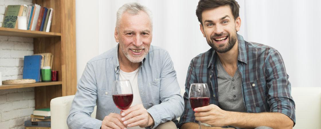 Regali per papà amante del vino