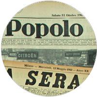 Giornale d'epoca originale e completo