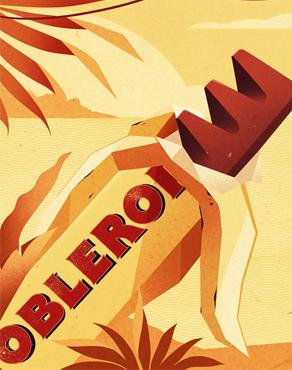 Toblerone® personalizzato