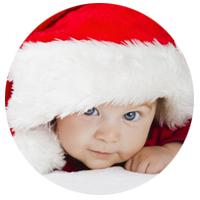 Idee regalo Natale neonato