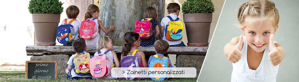 Zaini per bambini